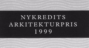 Nykredit's Architecture Award 1999   DISSING+WEITLING architecture receives Nykredit's Architecture Award 1999.