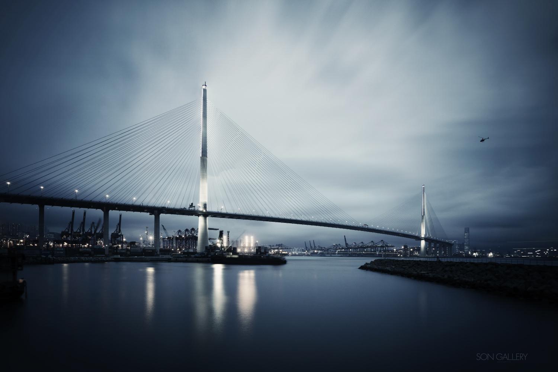 昂船洲大桥