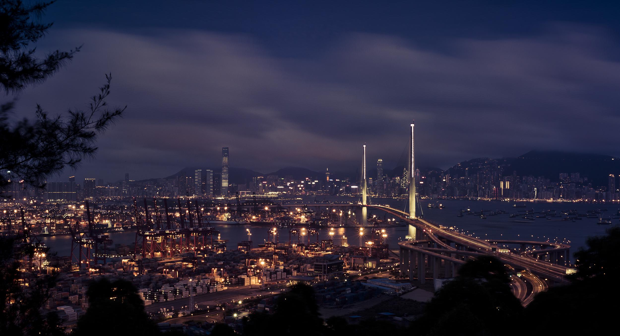 Stonecutters Bridge    Download image