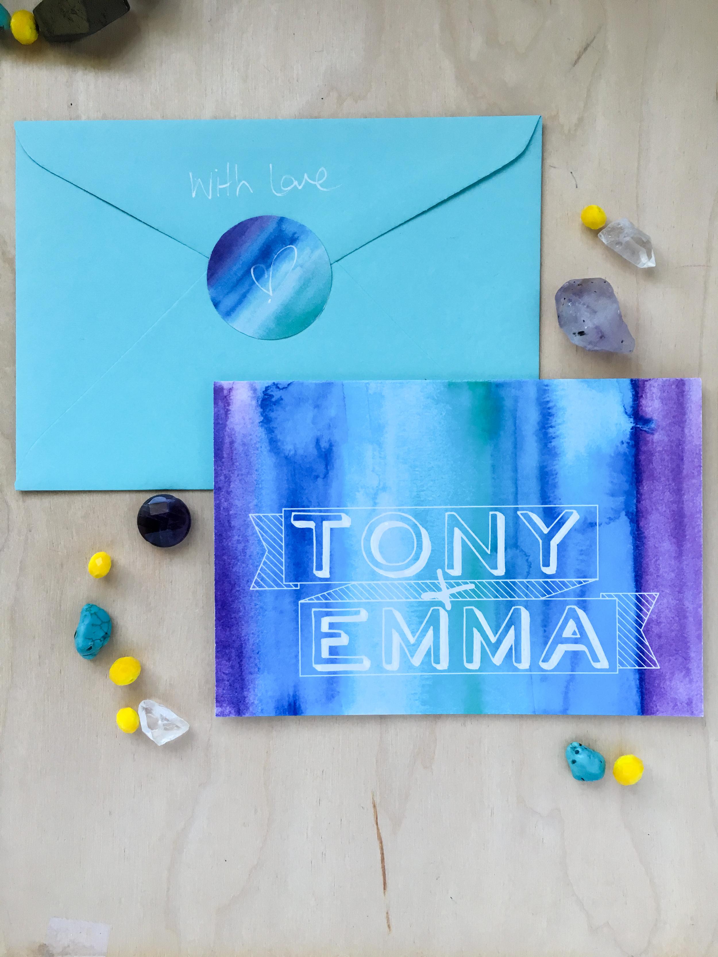 Emma & Tony front
