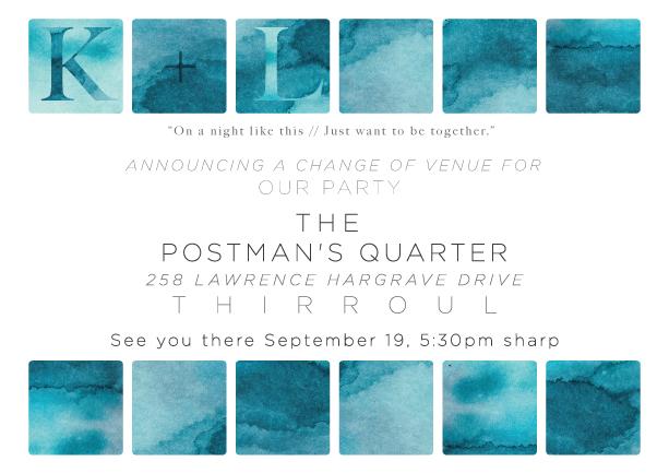 L&K change of venue
