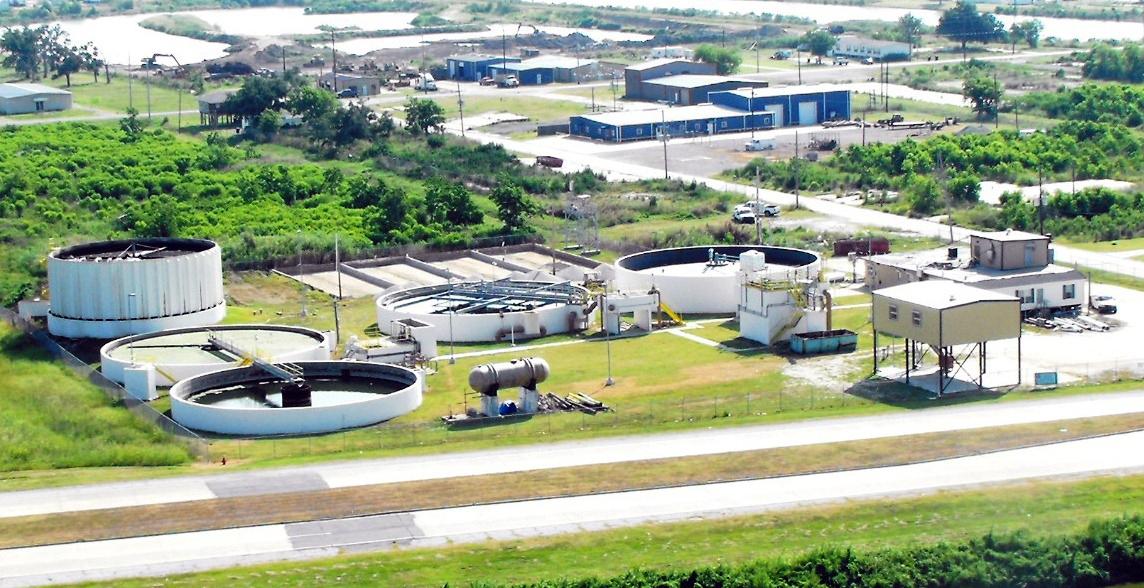 Waste Water Treatment Plant, Buras, LA