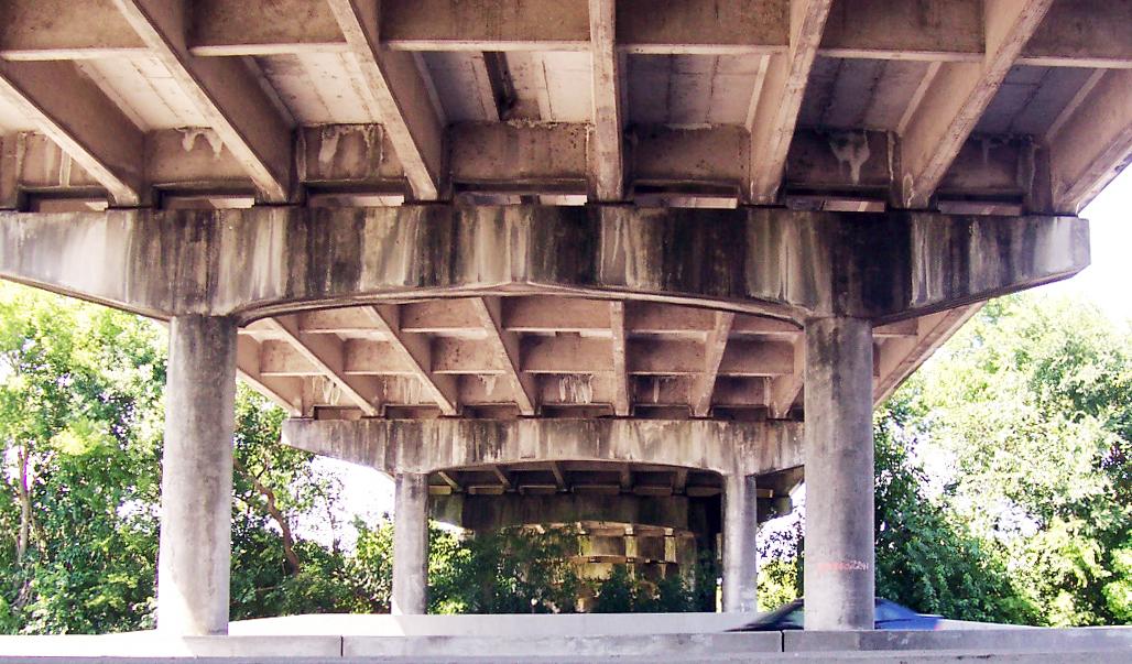 Wisner Bridge Inspection, I-610, New Orleans, LA