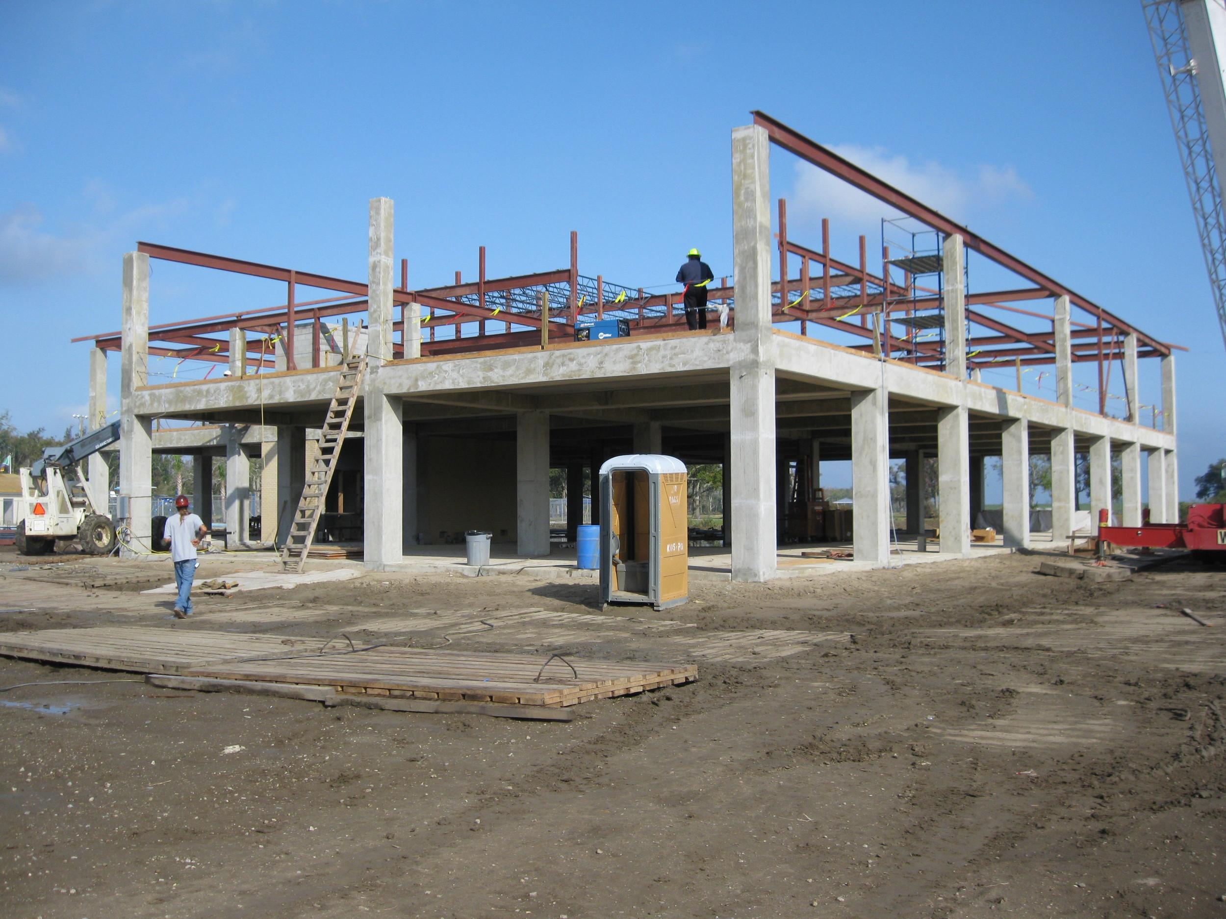 Percy Griffin Community Center, Davant, LA