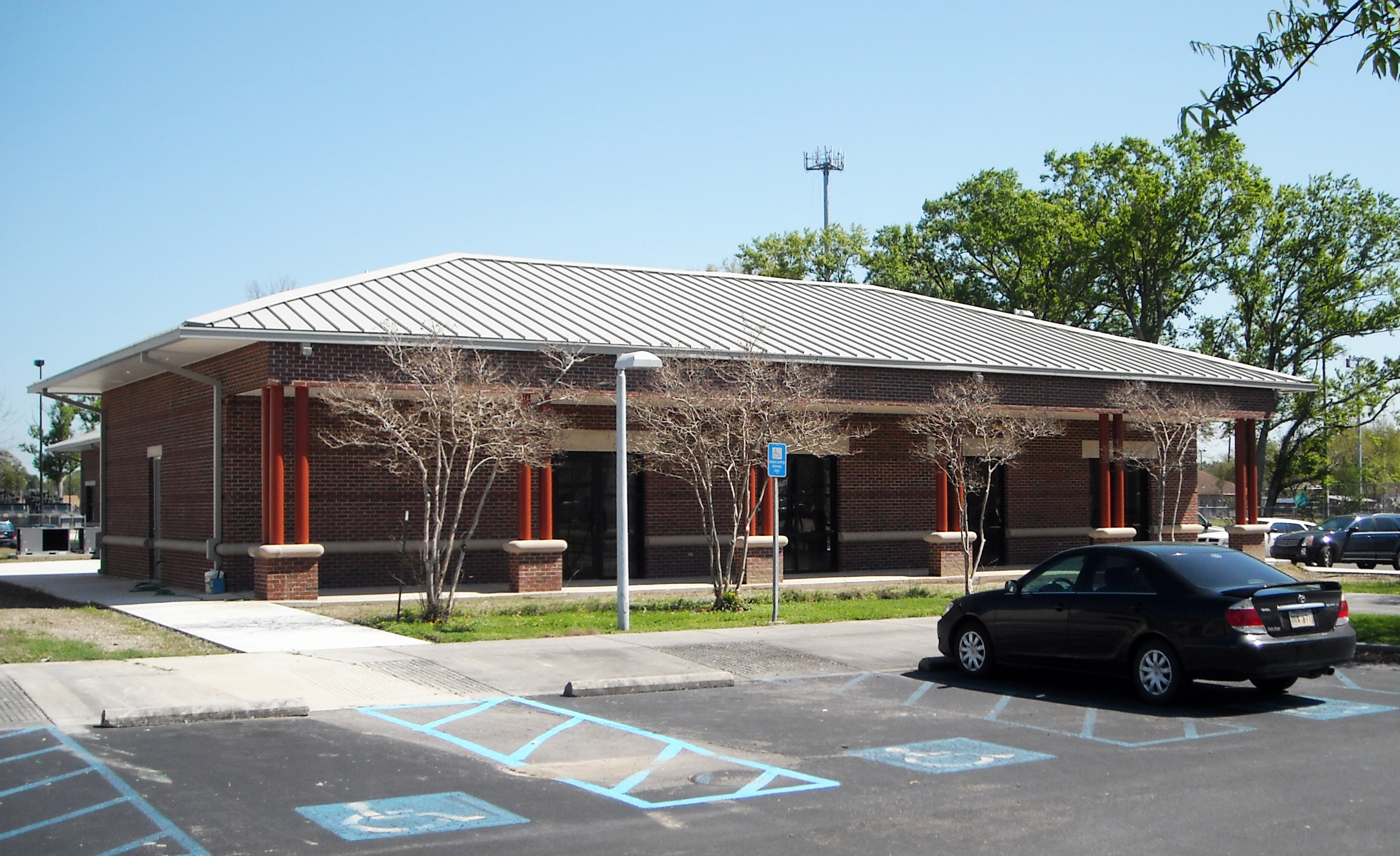 Marrero Community Center, Marrero, LA