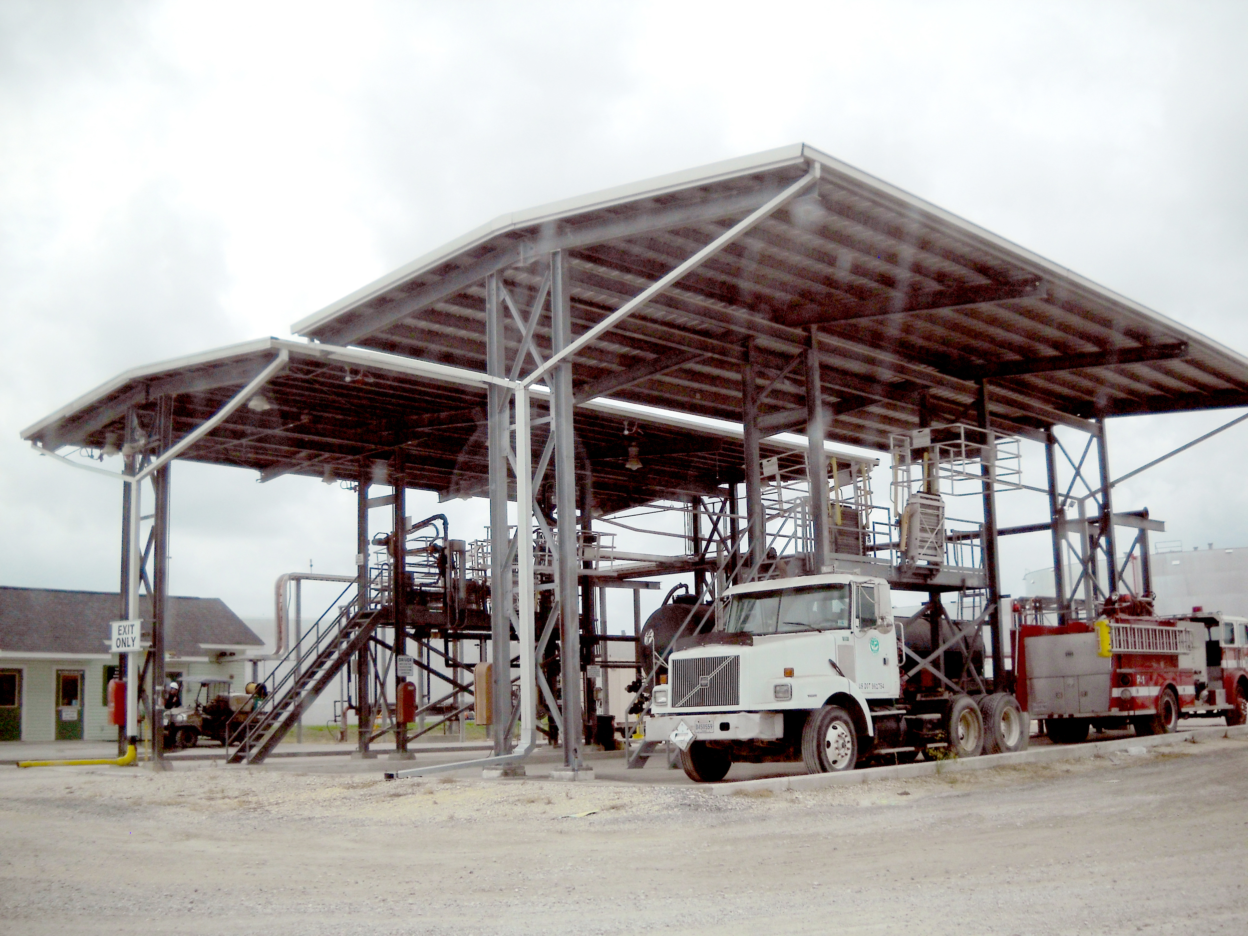Truck Product Loading and Metering Facility, St. Rose, LA