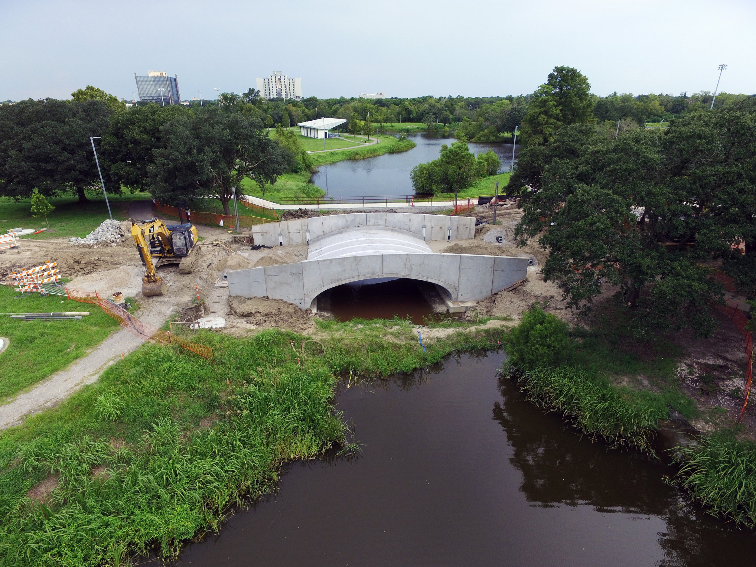 Joe Brown Park Bridge Replacement