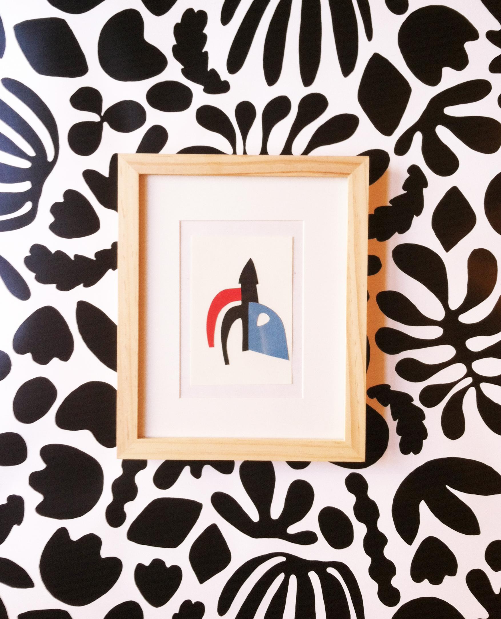 Matisse Noir by Kate Zaremba 2015