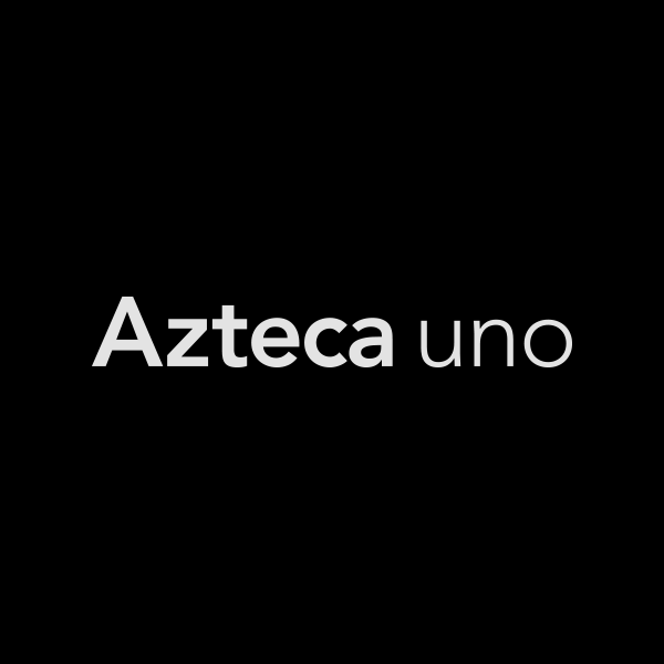 Azteca uno   Previously known as Azteca Trece, Azteca Uno is one of the biggest open TV Channels in México.  Rebrand. TV and broadcast. 2017 ©OnlyIf
