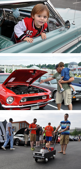 """Photos are courtesy of Rich """"Will"""" Williams. [Dates from top to bottom: 11/28/15, 7/19/14 and 6/20/15.]"""