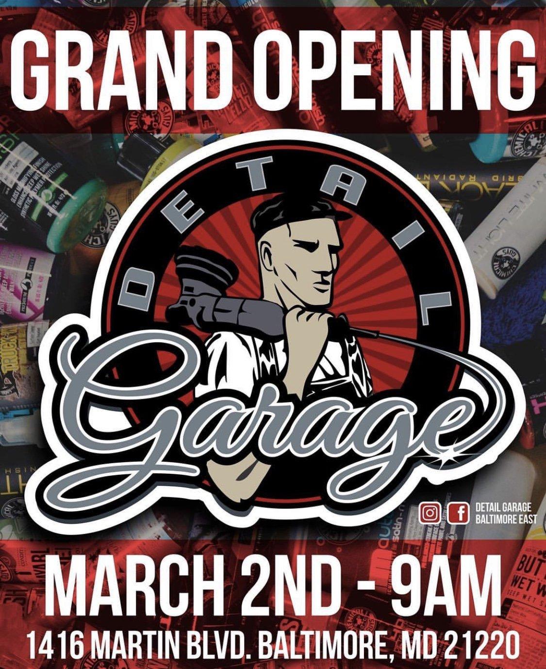 Detail Garage Baltimore East Open House 2-11-19.jpg
