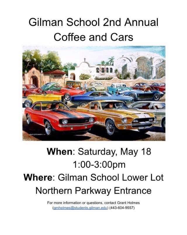 Gilman School Coffee and Cars 5-5-19.jpeg