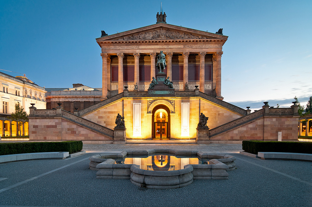 Guided Tour Berlin Altes Museum