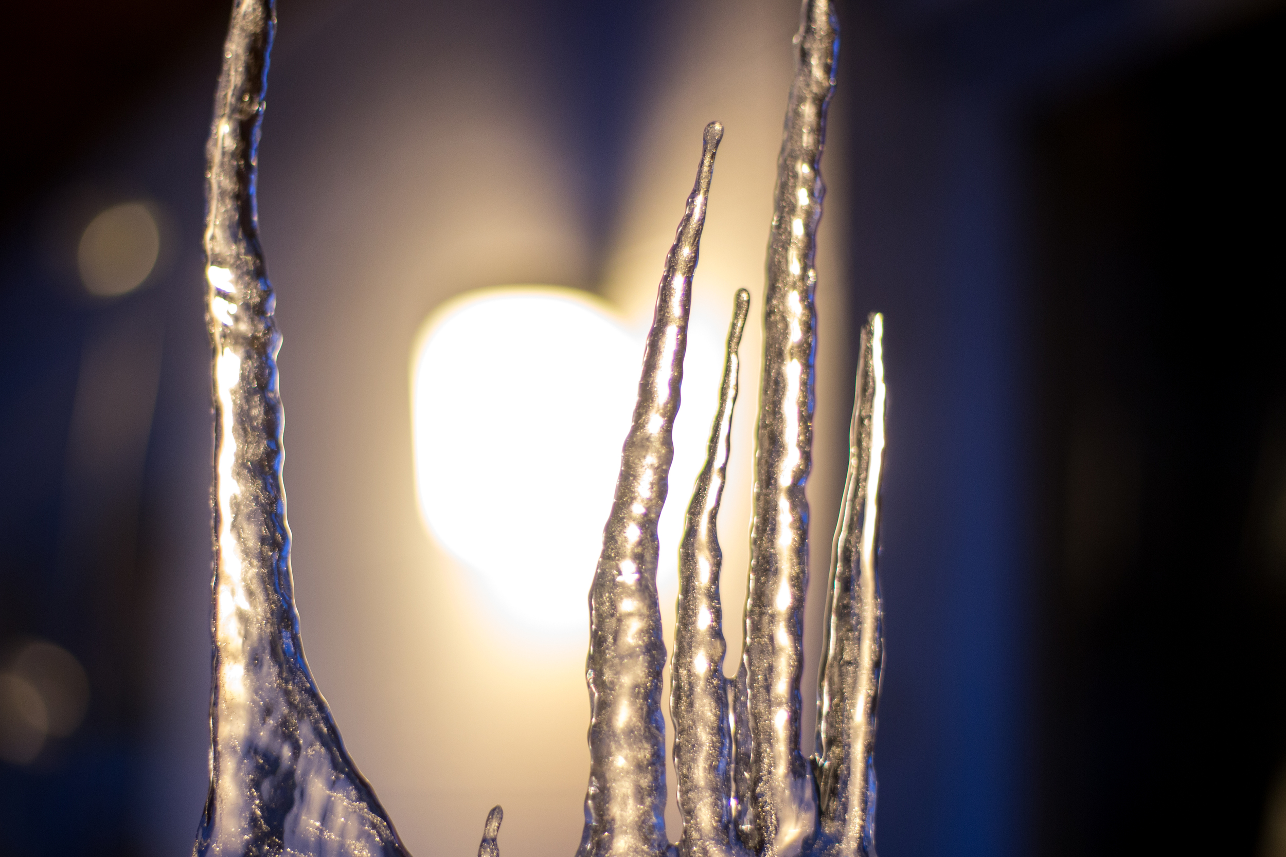 30 // 365 Porch icicles