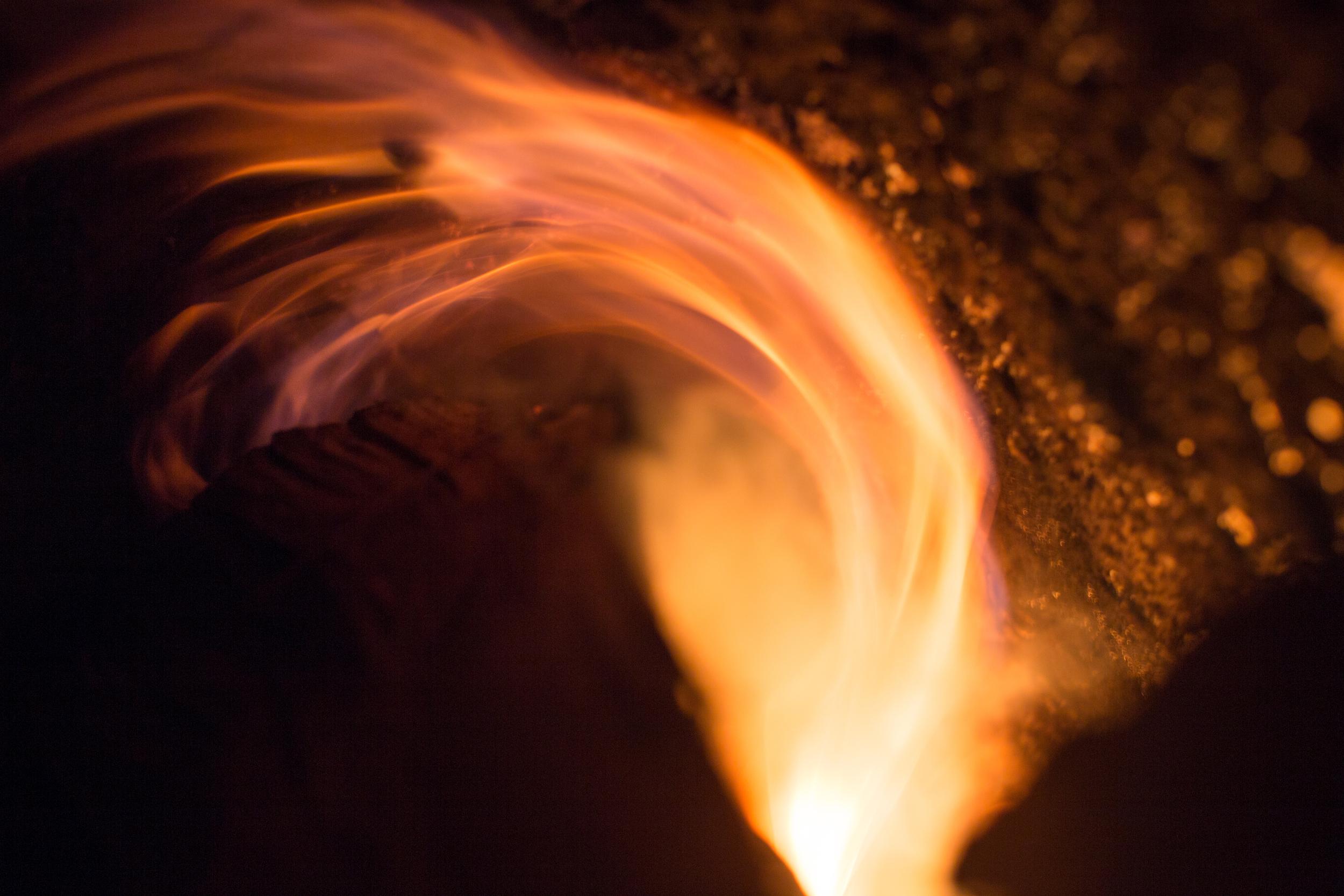 61 // 365 Endless. Winter. Endless. Wood. Burning.