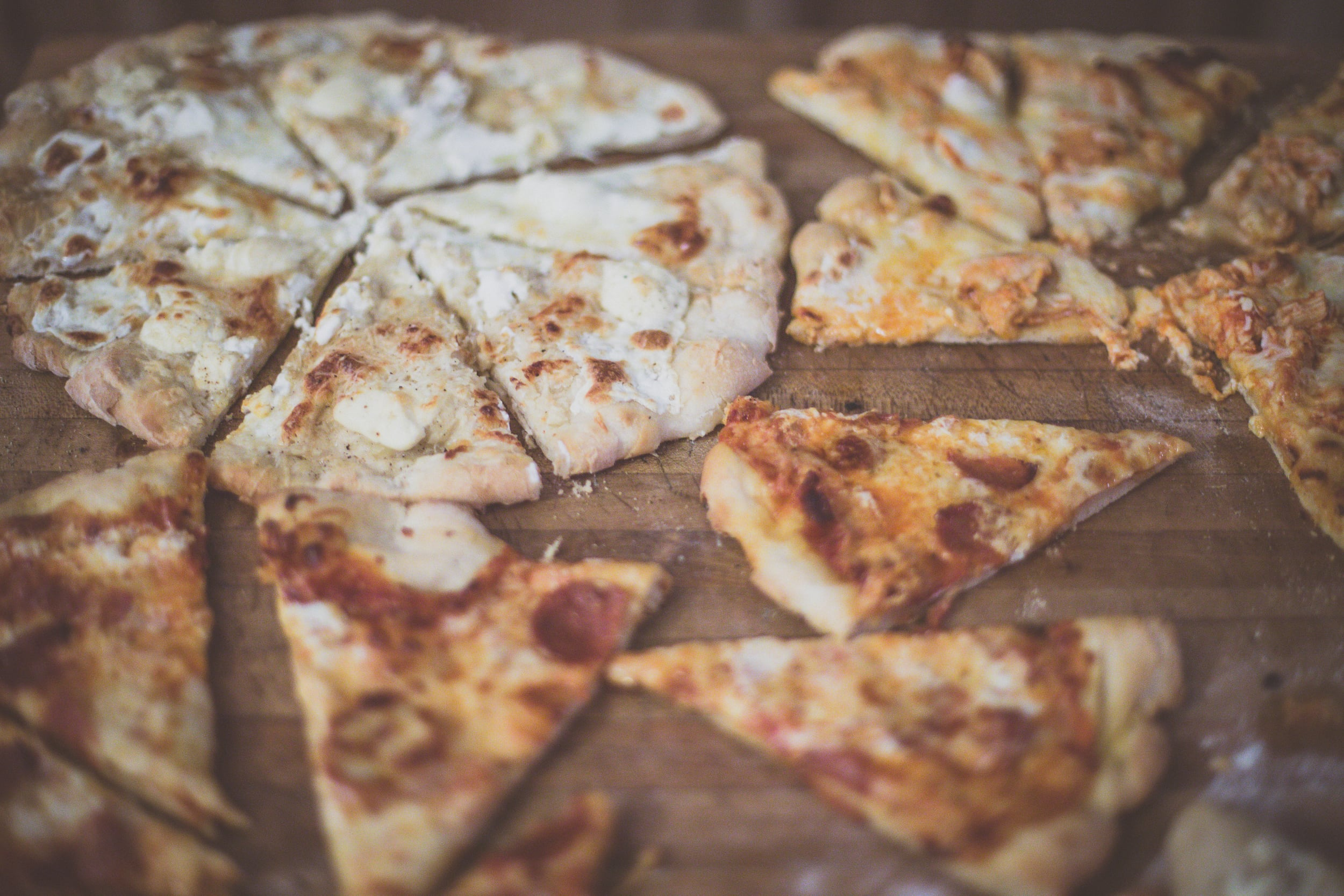 6 // 366 Mid-week pizza party