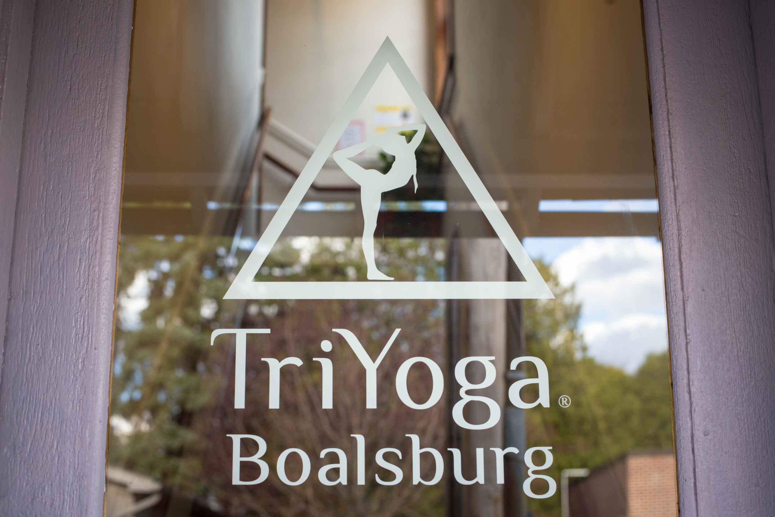 92 // 366 Love seeing my logotype on the TriYoga emblem :D