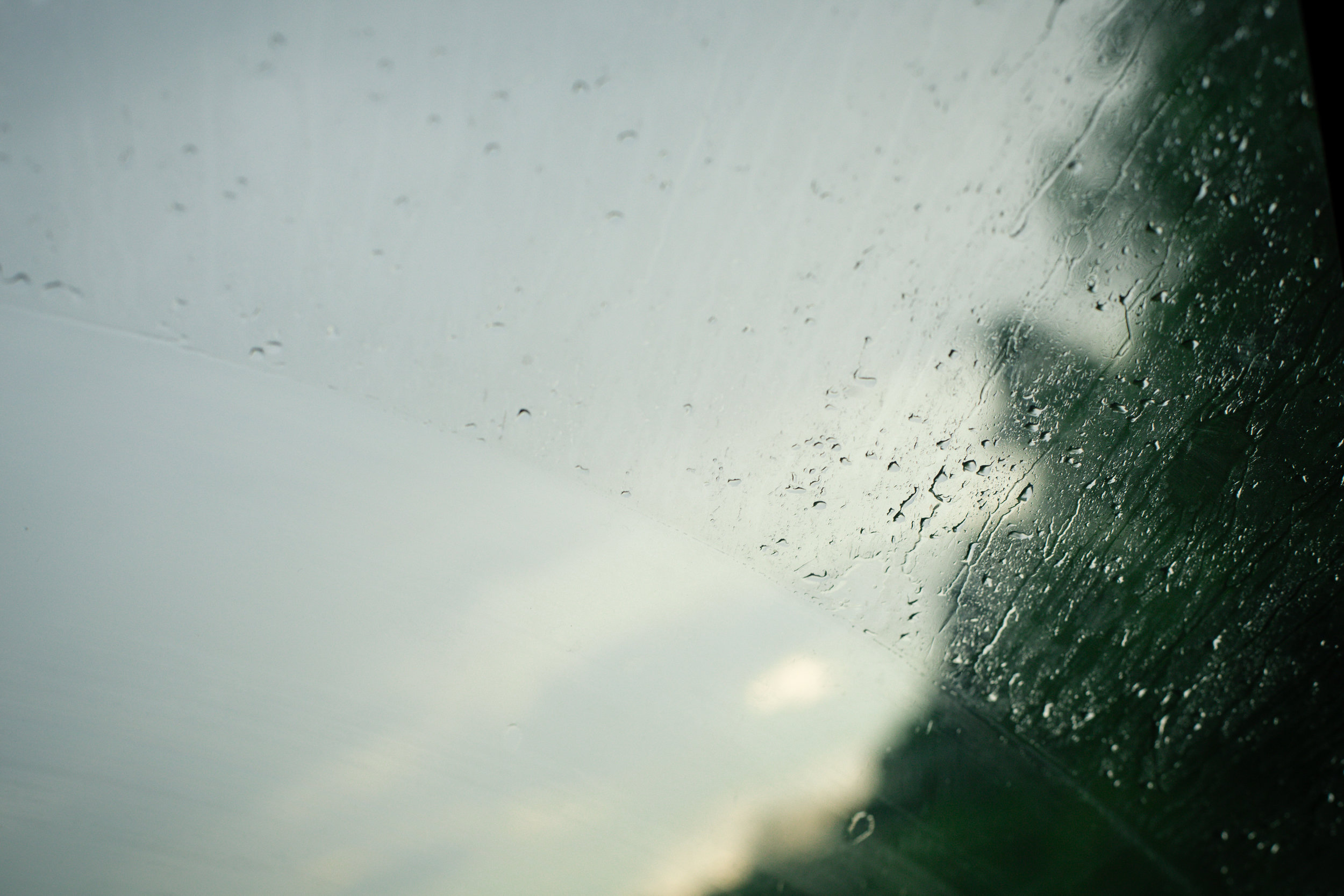 151 // 366 Rainy day back home running errands