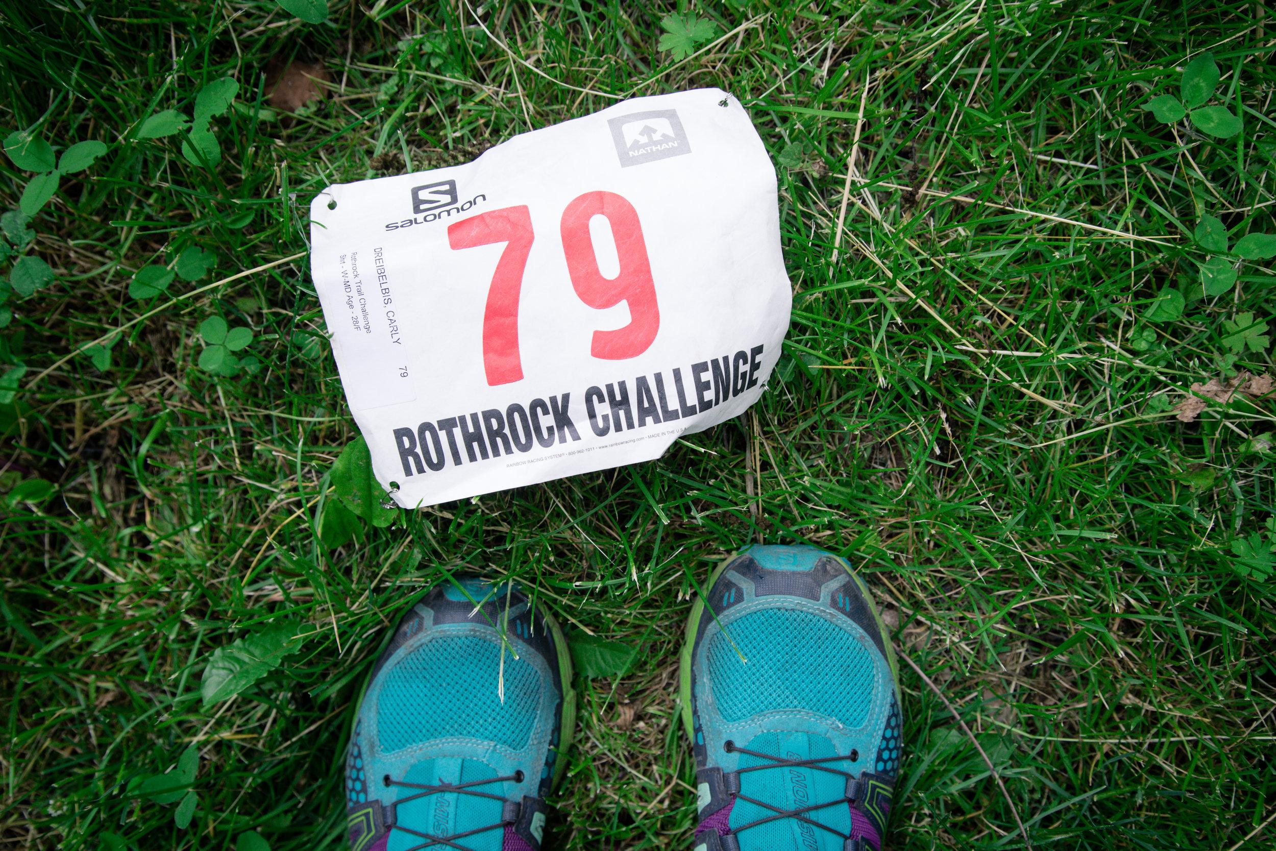 156 // 366 My second Rothrock Challenge