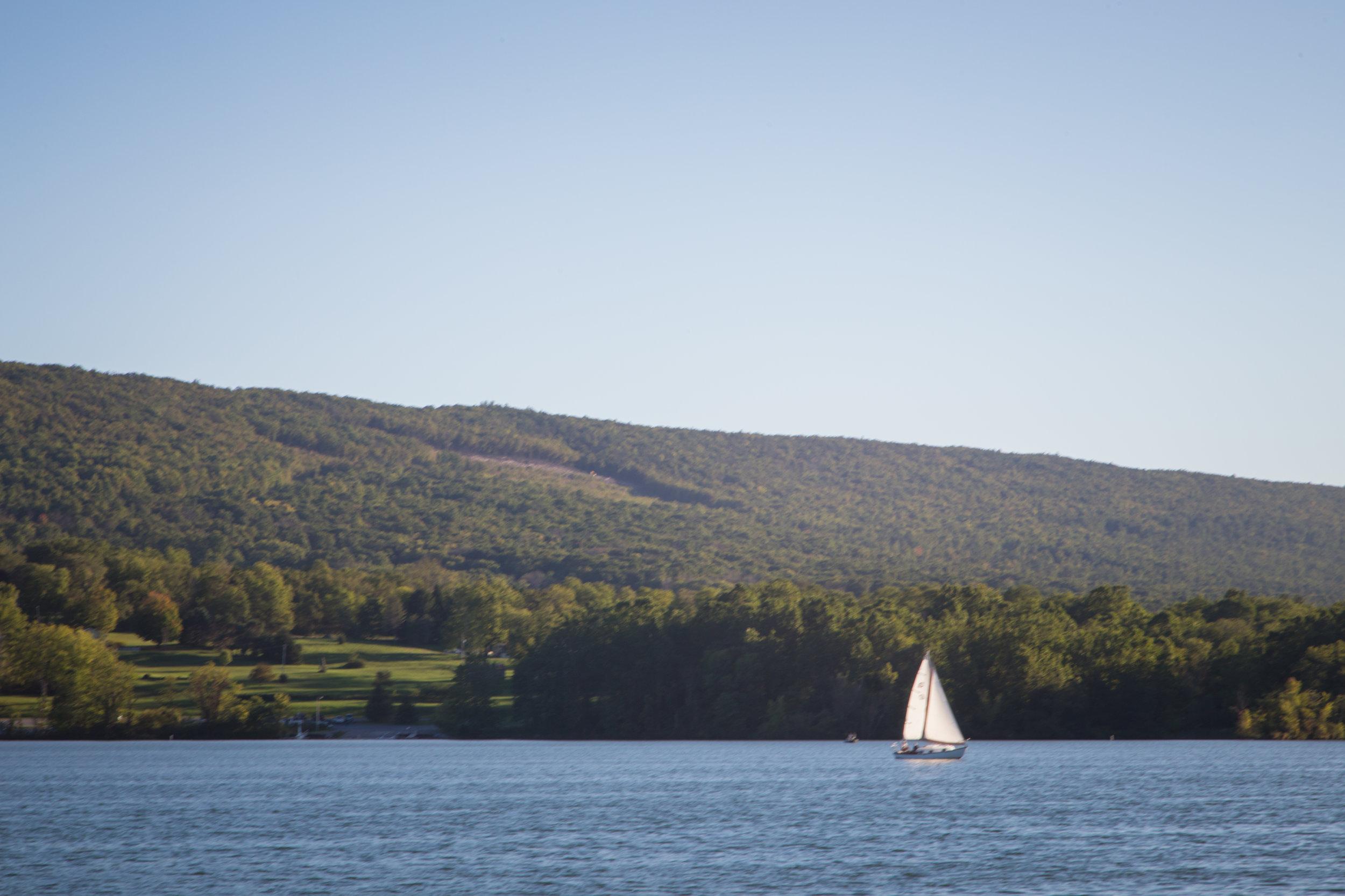 271 // 266 Beautiful lake day