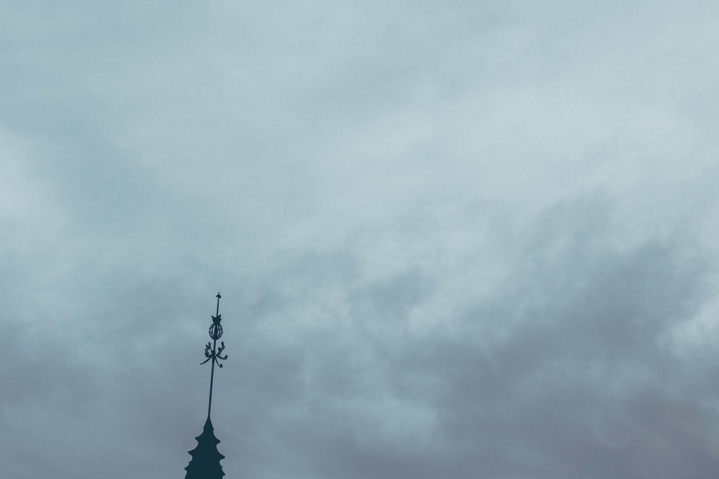 39 // 365 Pre-yoga clouds