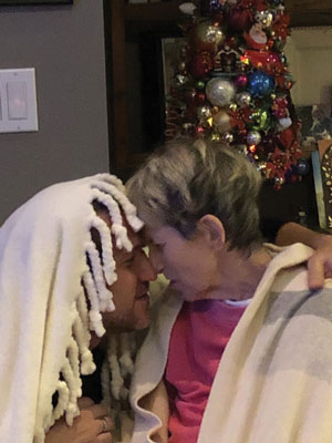 The rise of death doulas are an important aspect of the Dying Well trend, inventing new—and restoring lost—positive and personal rituals around dying. INELDA end of life doula, Doug Simpson, shares a powerful moment with his patient Marilyn.