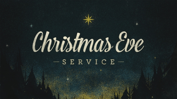 Join us for a special time of celebration of the birth of Christ. This one hour service will include special music, Christmas carols and candle lighting.