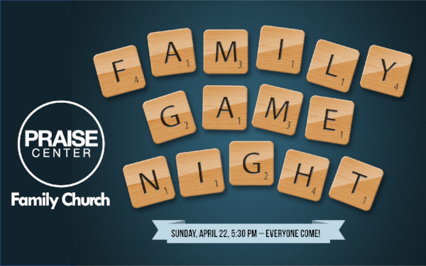 Bring your favorite board or card games and a snack to share.