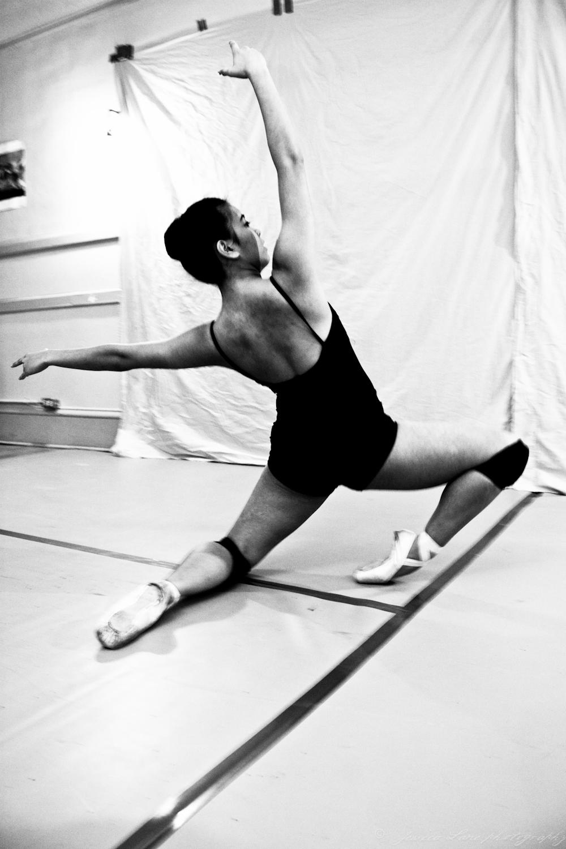 White Birch Ballet