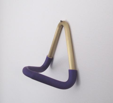 Unihook/Brass/Purple