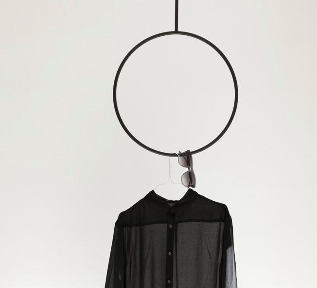 Clothing Rail/Round