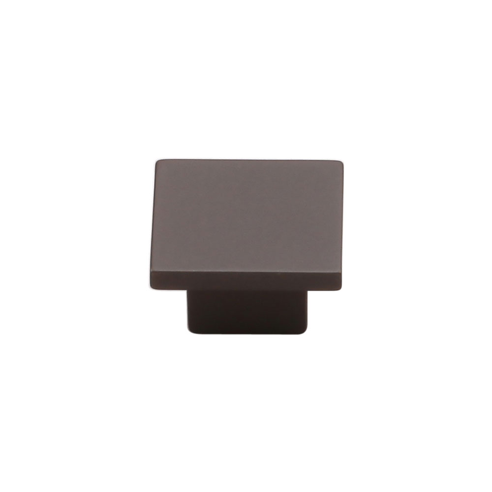 267MC1254-016-FBN Urban square 16mm ctc shown in flat bronze. Other finishes available.