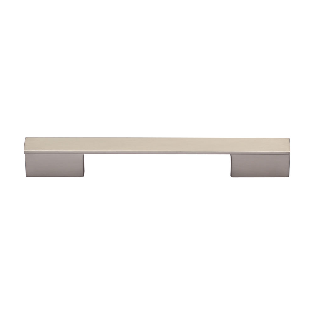 267MC2866-160-MSN Urban handle 160mm ctc shown in satin nickel. Other sizes and finishes available.