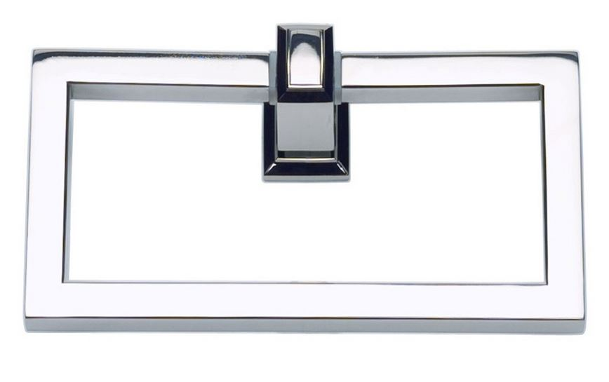 103SUTTR-PN Sutton towel ring in polished nickel.  Available in four finishes.