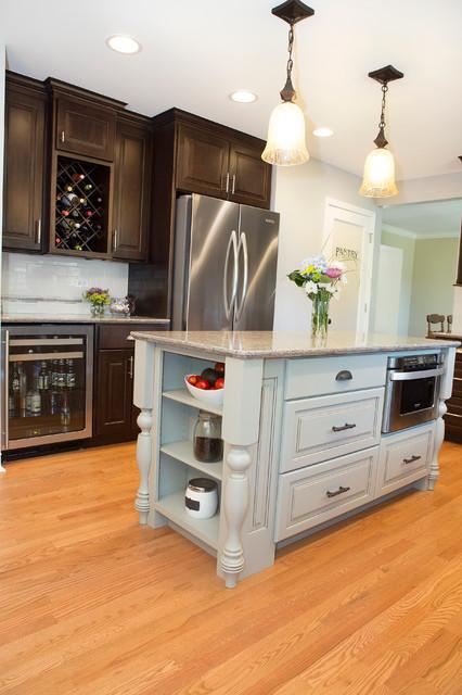 Kitchen remodel by Patrick A. Finn Ltd.