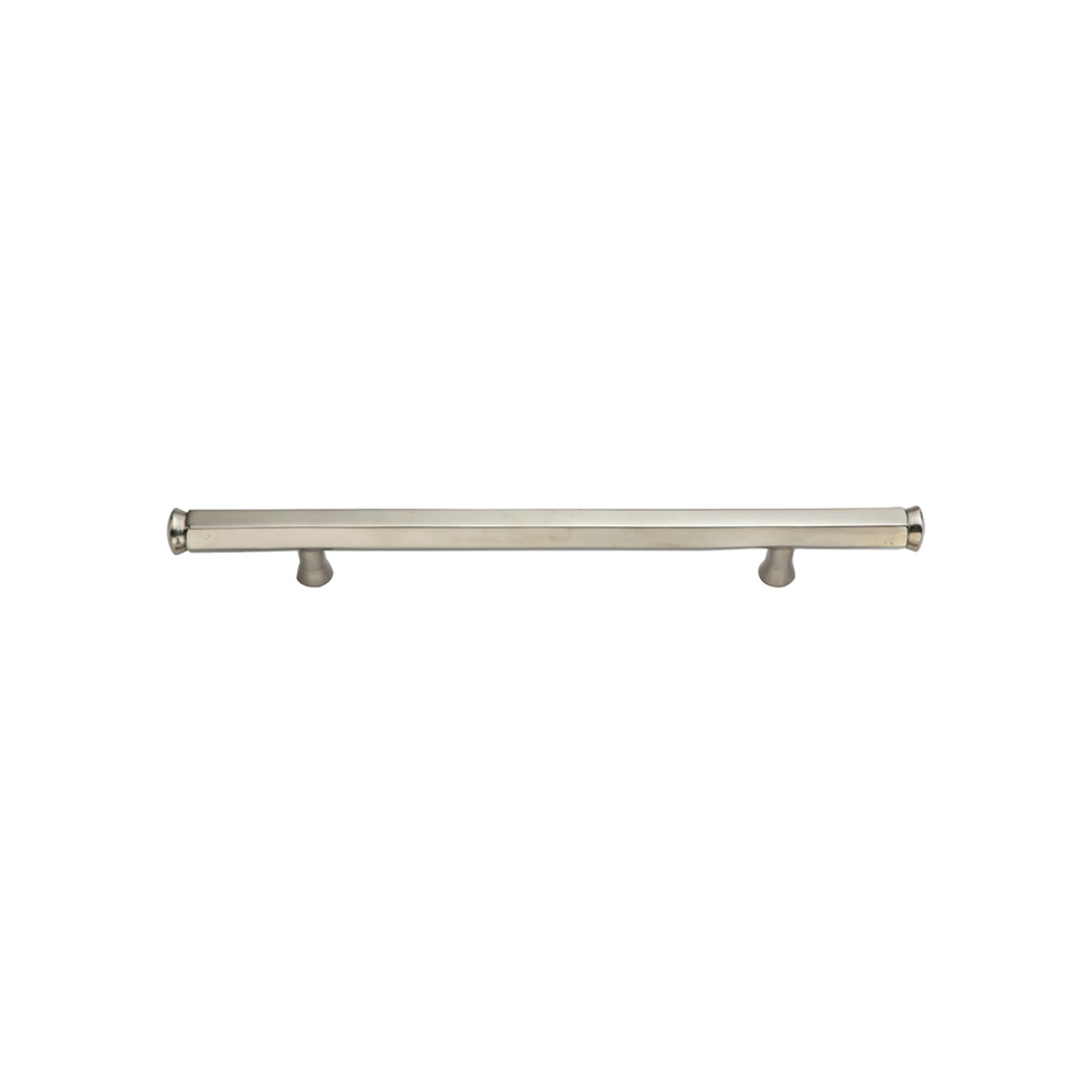 2671310.12-WL Hex appliance pull 12in overall shown in white bronze. Available in several sizes and finishes.