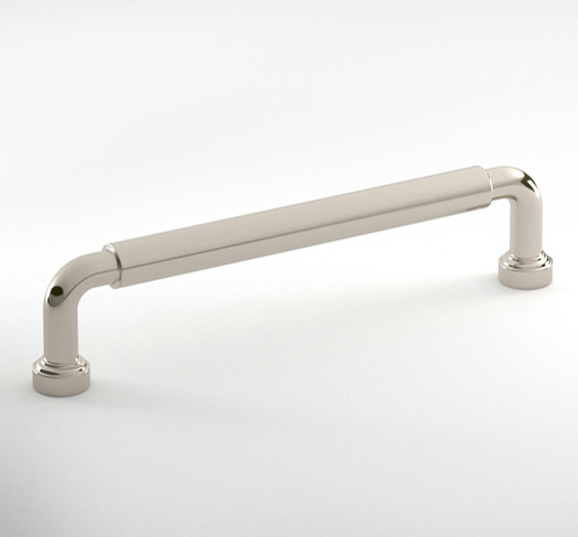 "2597502-PN Madison handle 6"" ctc polished nickel. Available in additional sizes and  finishes ."