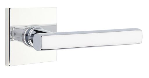 1295110.FRL.US26 Freestone lever square modern rose. Shown in polished chrome, many other finishes available.