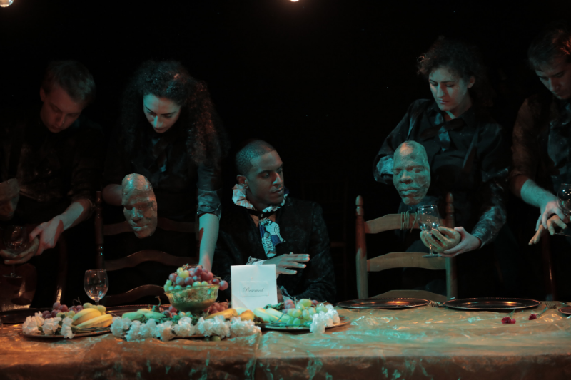 Food for the Gods written by Nehprii Amenii Theater Performance