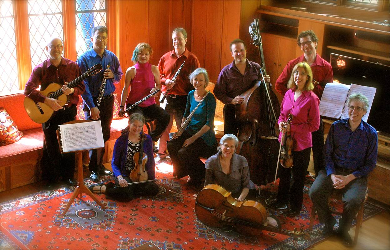Left Coast Chamber Ensemble photo by Jeanette Yu