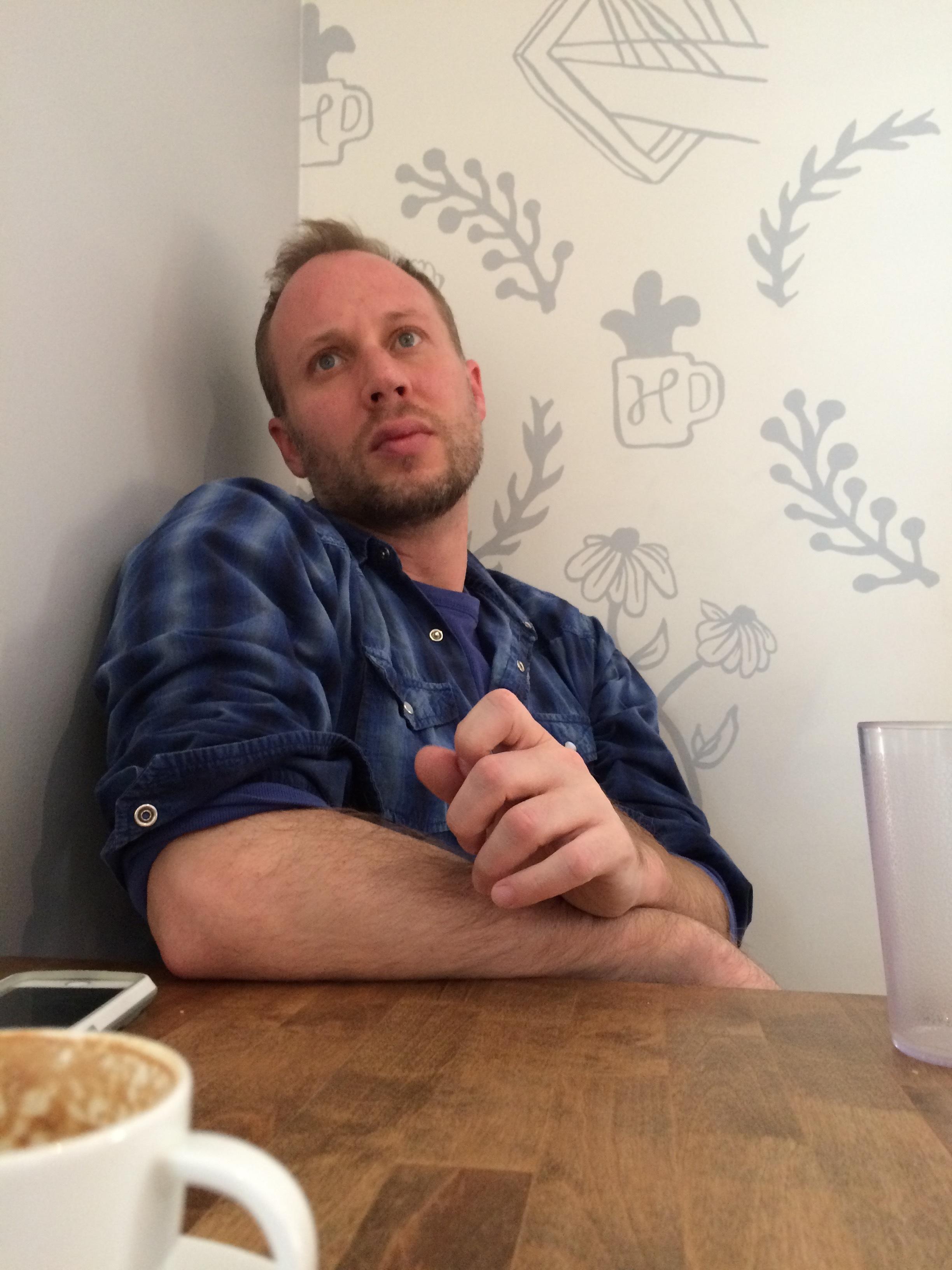 composer Jeremy Podgursky