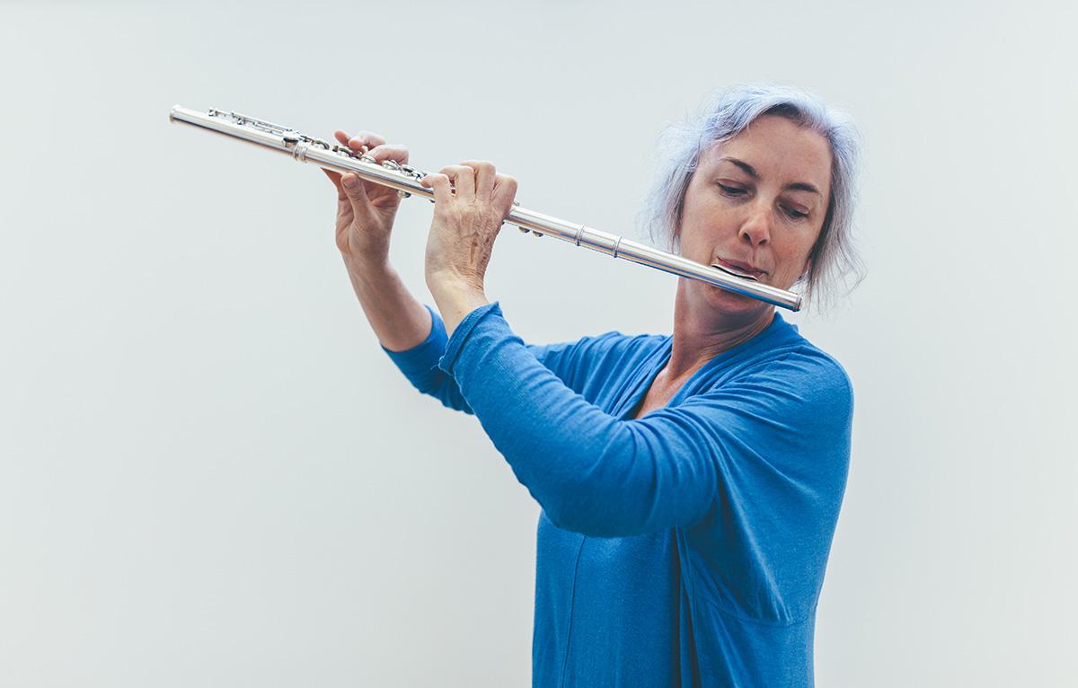 Stacey Pelinka, Left Coast Chamber Ensemble