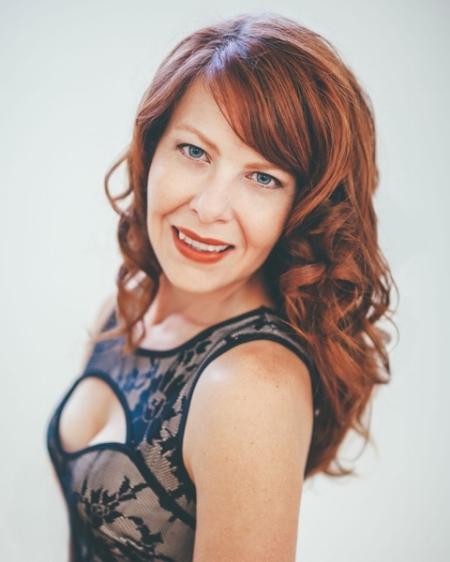 Nikki Einfeld. Photo: Vivian Sachs