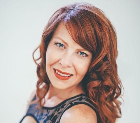 Nikki Einfeld, soprano. Photo: Vivian Sachs