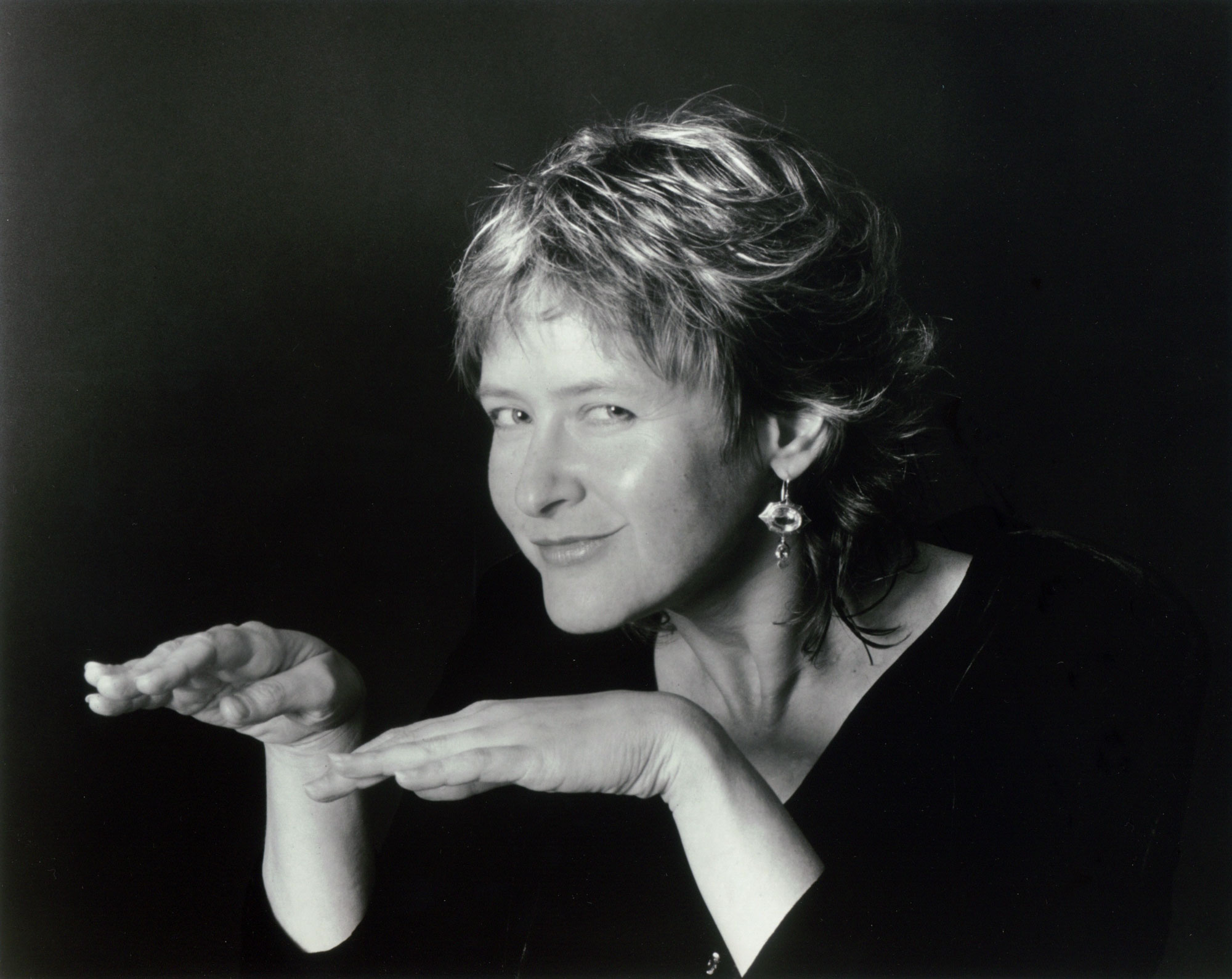 Susan Strauss, storyteller