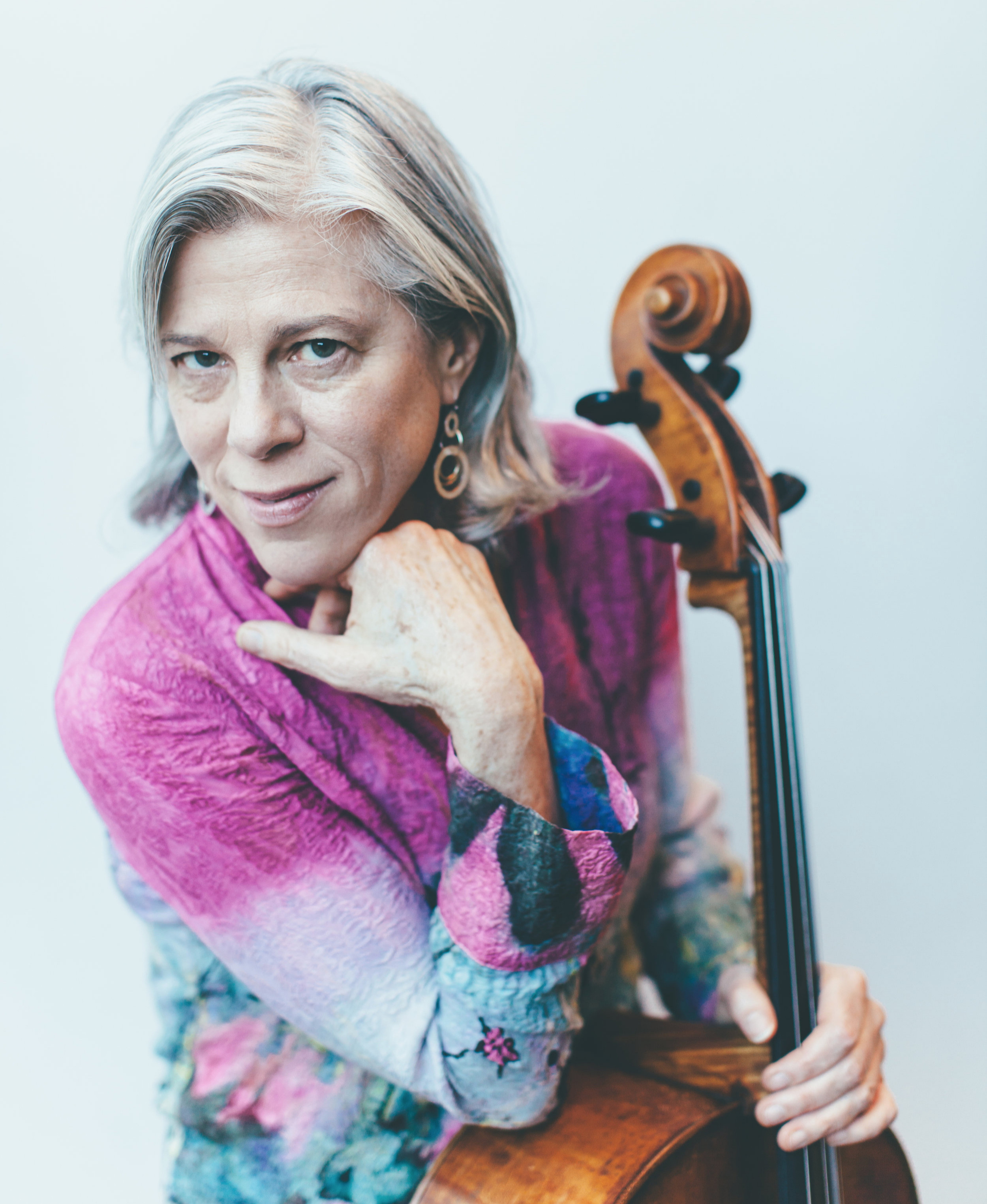 Tanya Tomkins, cello