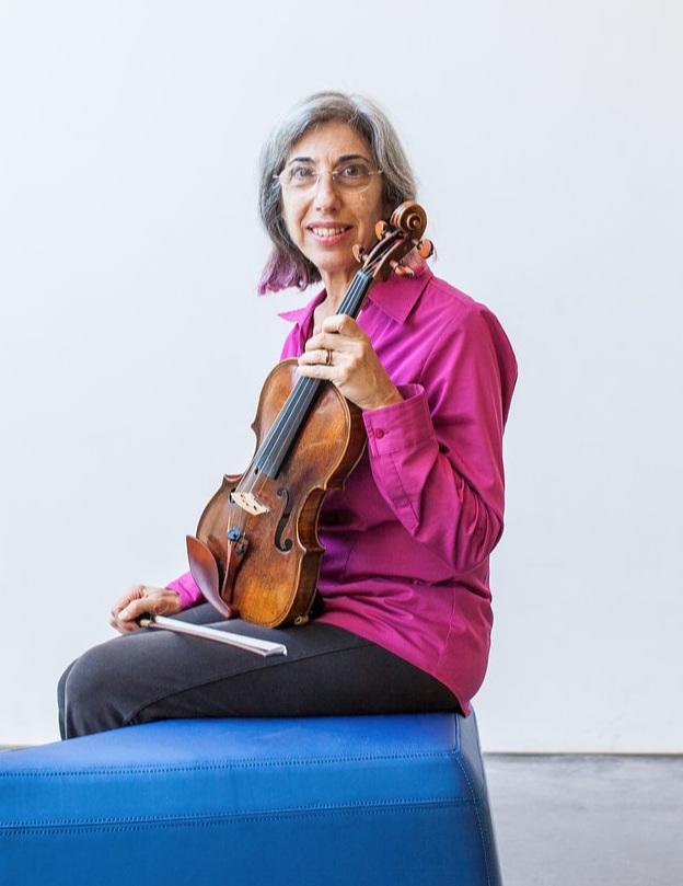 Phyllis Kamrin, viola