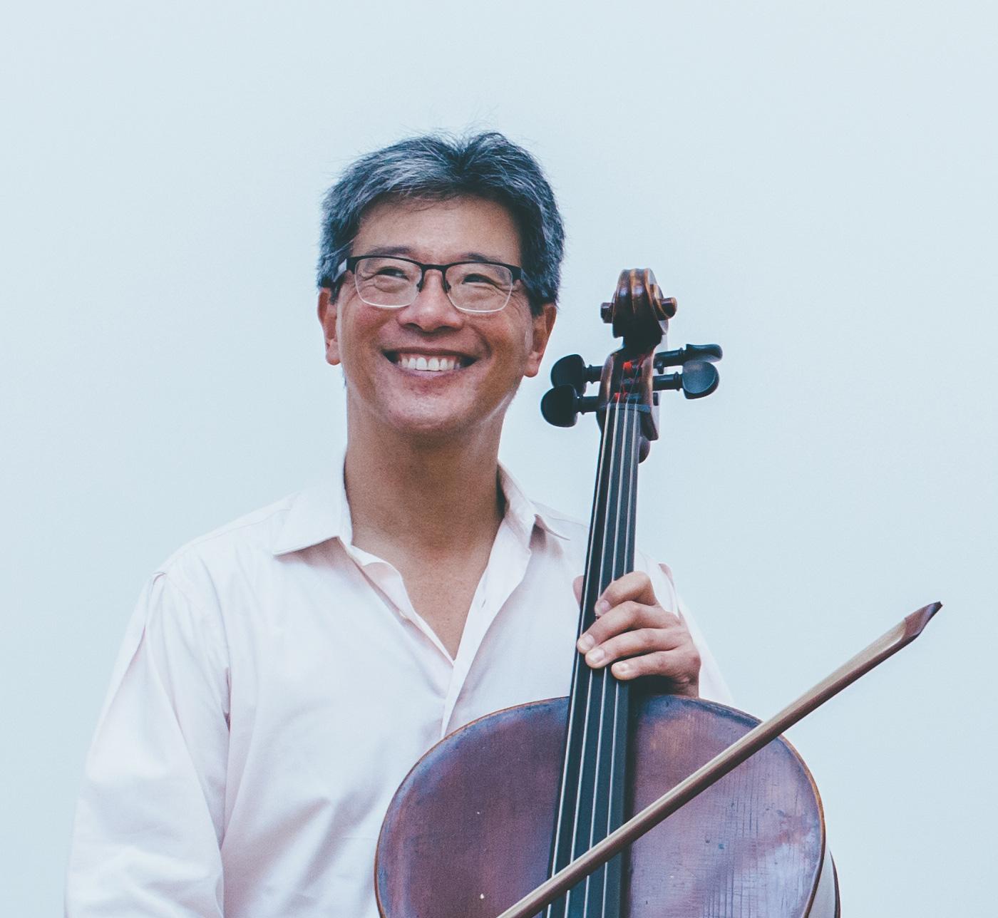 Leighton Fong, cello