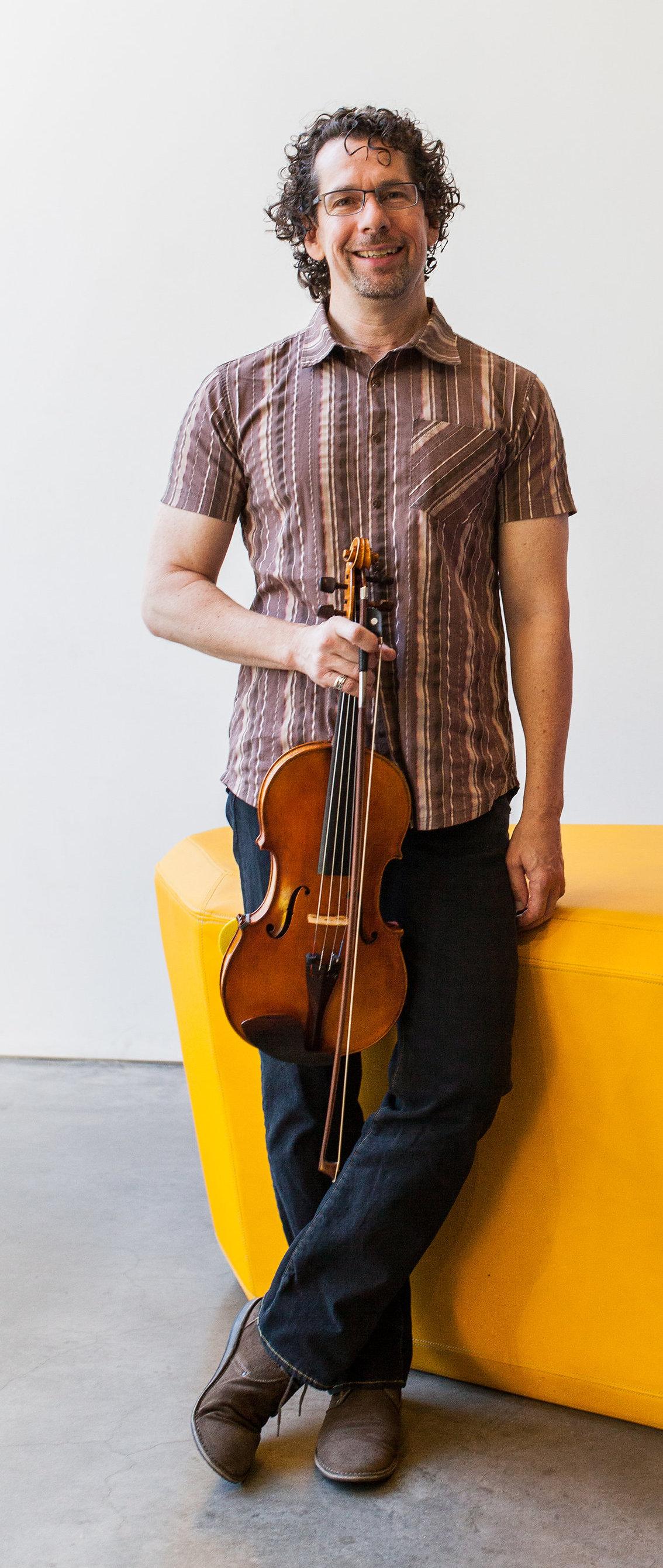 Kurt Rohde, composer/violist/artistic advisor