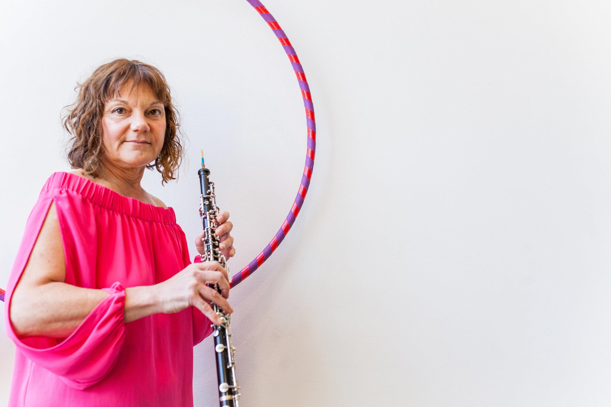 Andrea Plesnarski, oboe